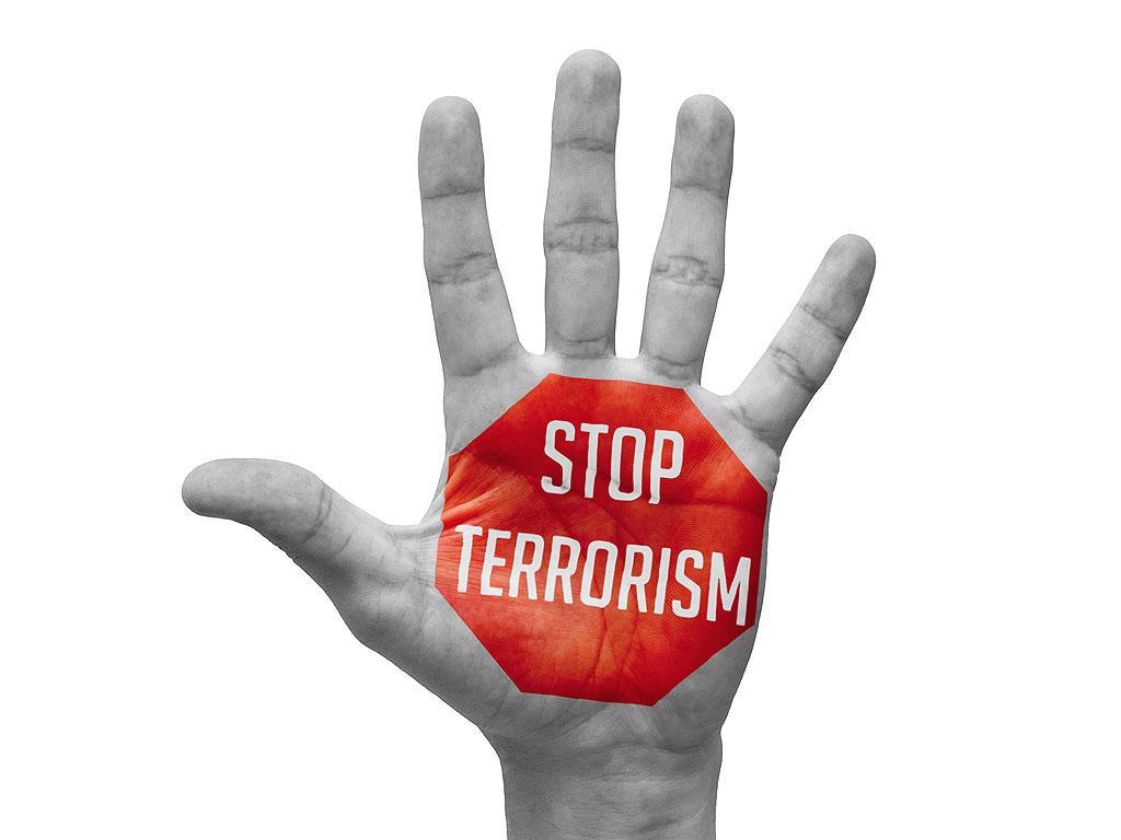 stop Terrorisme home